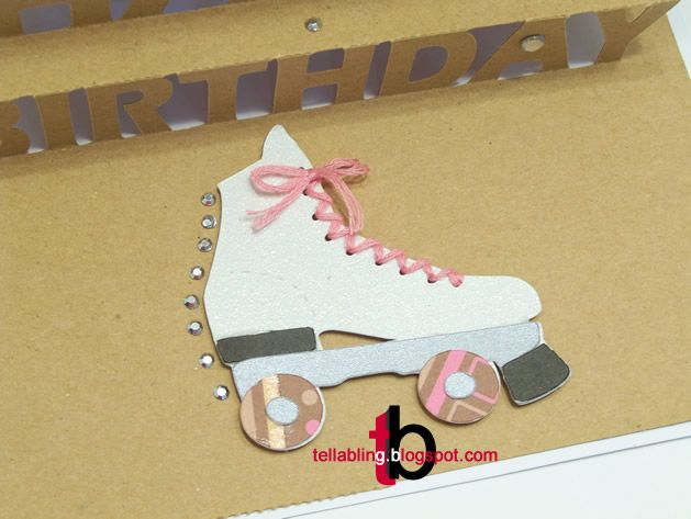 Free Roller Skate Mtc Svg Paper Piecing And Print And