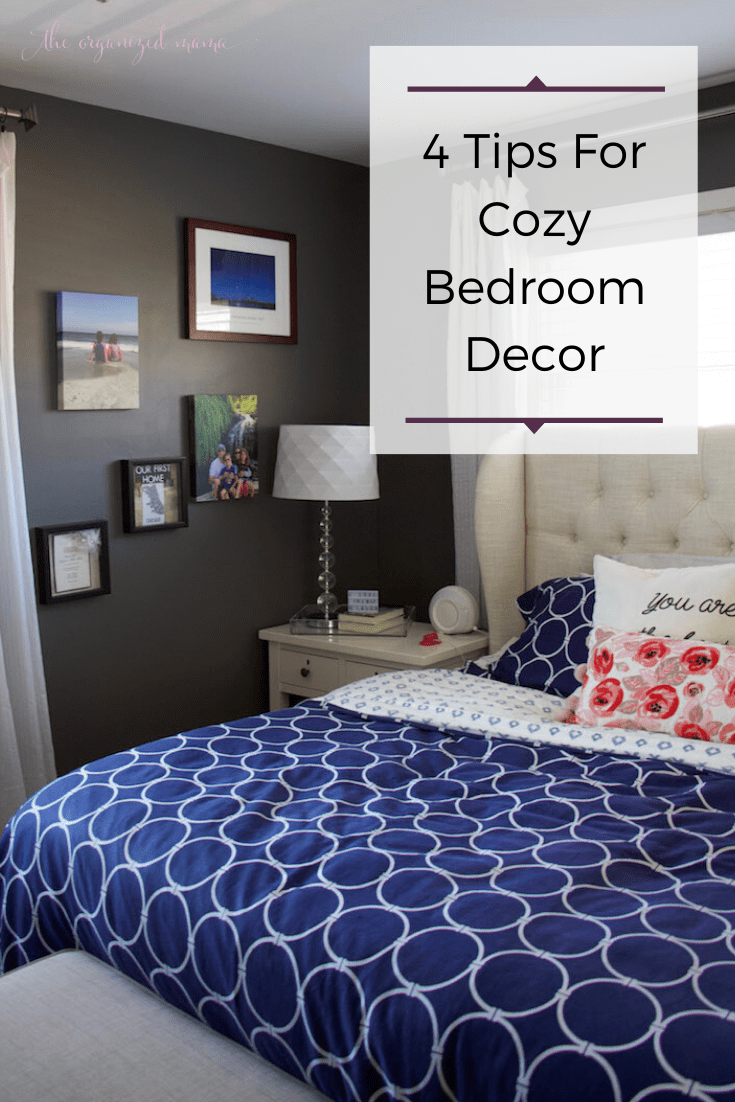 4 tips for cozy bedroom decor in 2020 bedroom decor cozy on better quality sleep with better bedroom decorations id=38473