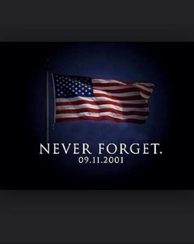 Pin By Kargy On 9 11 Remembering September 11th Never Forget We Will Never Forget