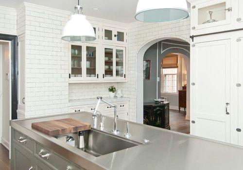 Home Ideas From Kohler Kitchen Redesign Eclectic Kitchen Kitchen Design