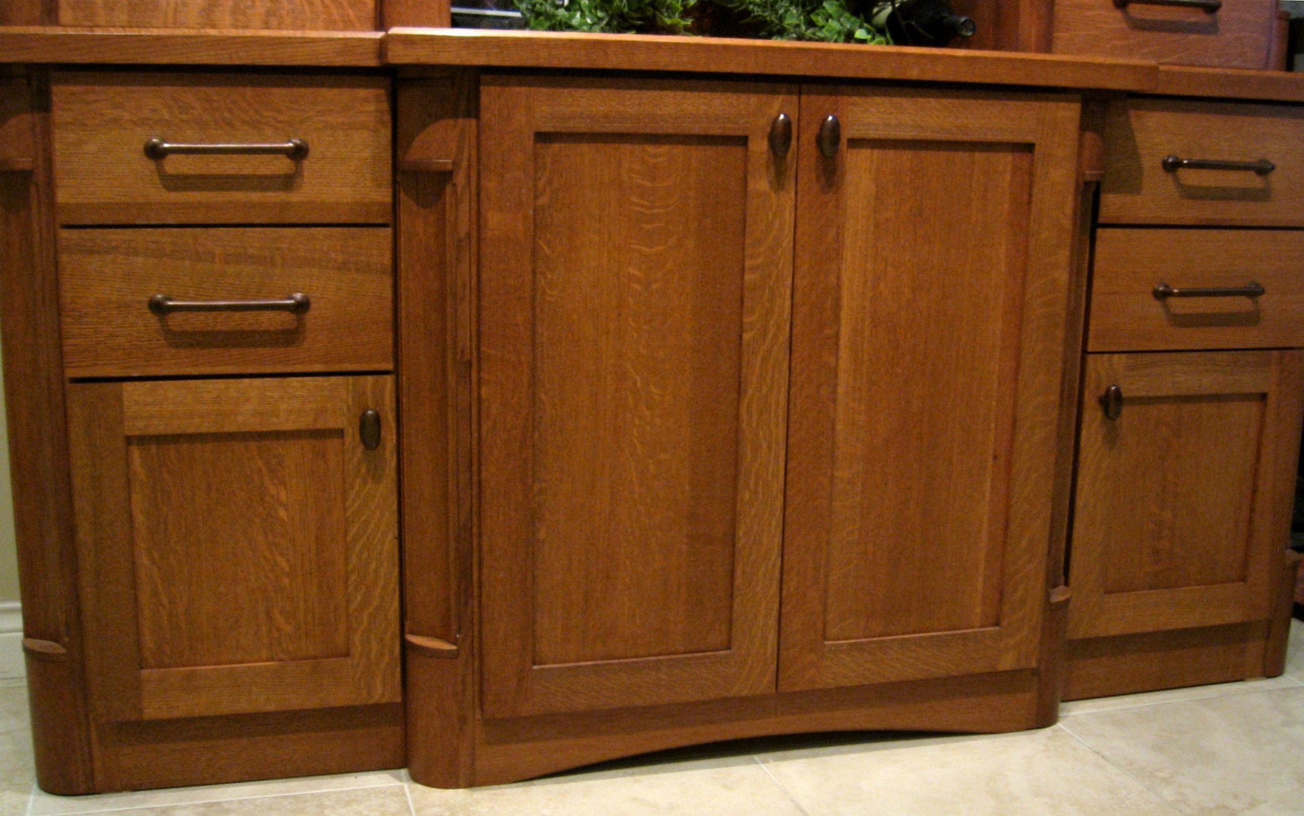 quartersawn oak cabinet hardware ideas   cabinet works