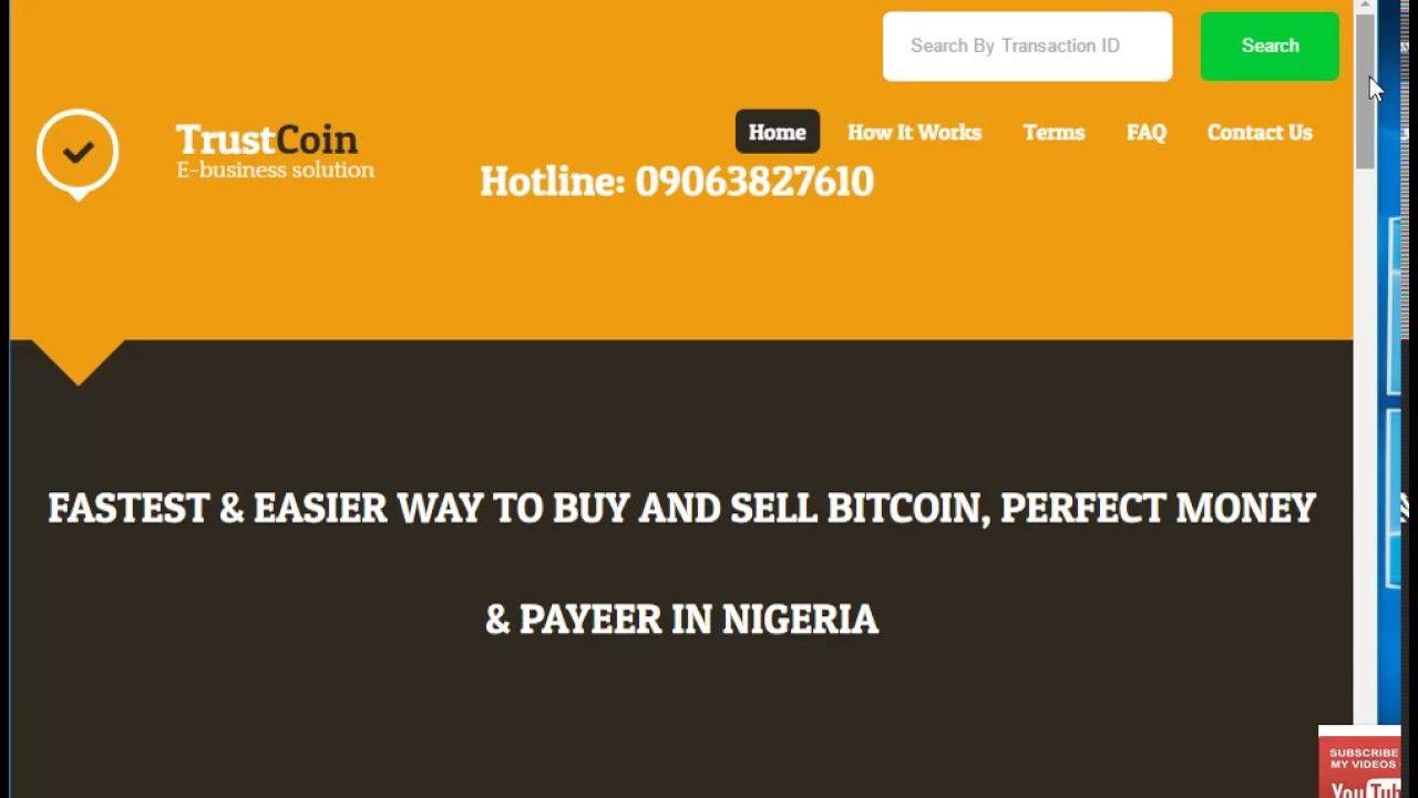 bitcoin to naira