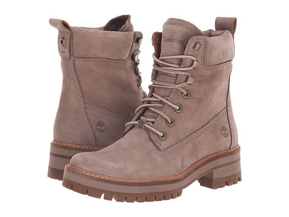 Nouvelle Timberland Courmayeur Valley Lace up Boot Soldes