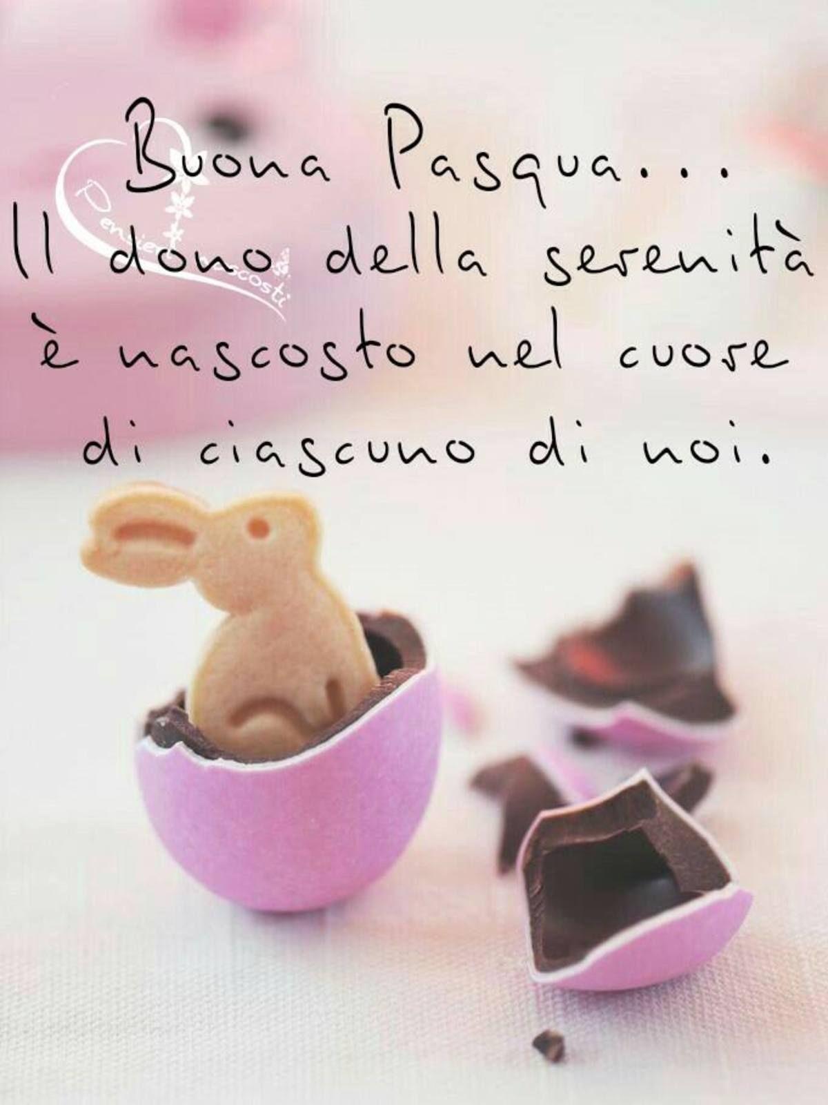 Buona Pasqua Frasi Belle Sweet