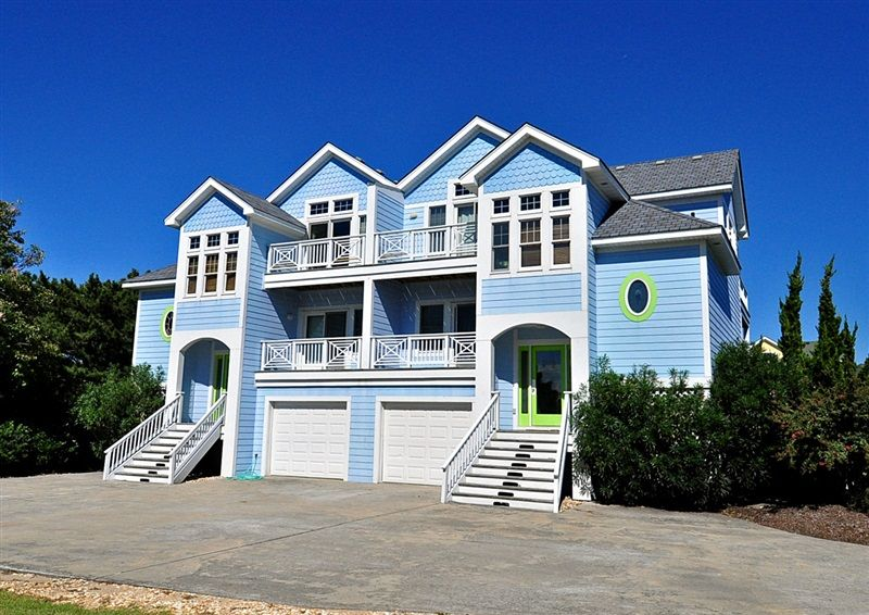 Twiddy Outer Banks Vacation Home Beach Ball Corolla