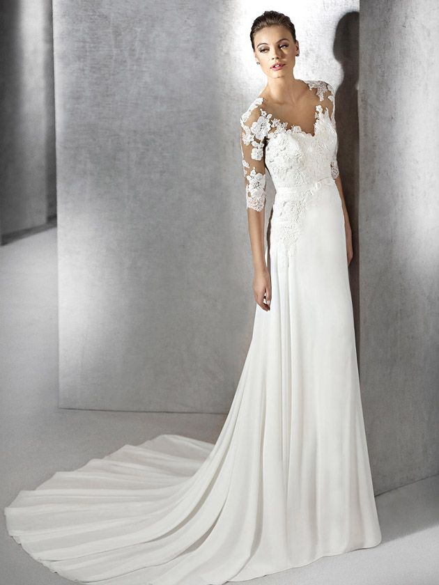 San Patrick Brautkleider | miss solution Bildergalerie - Zelia by ST ...