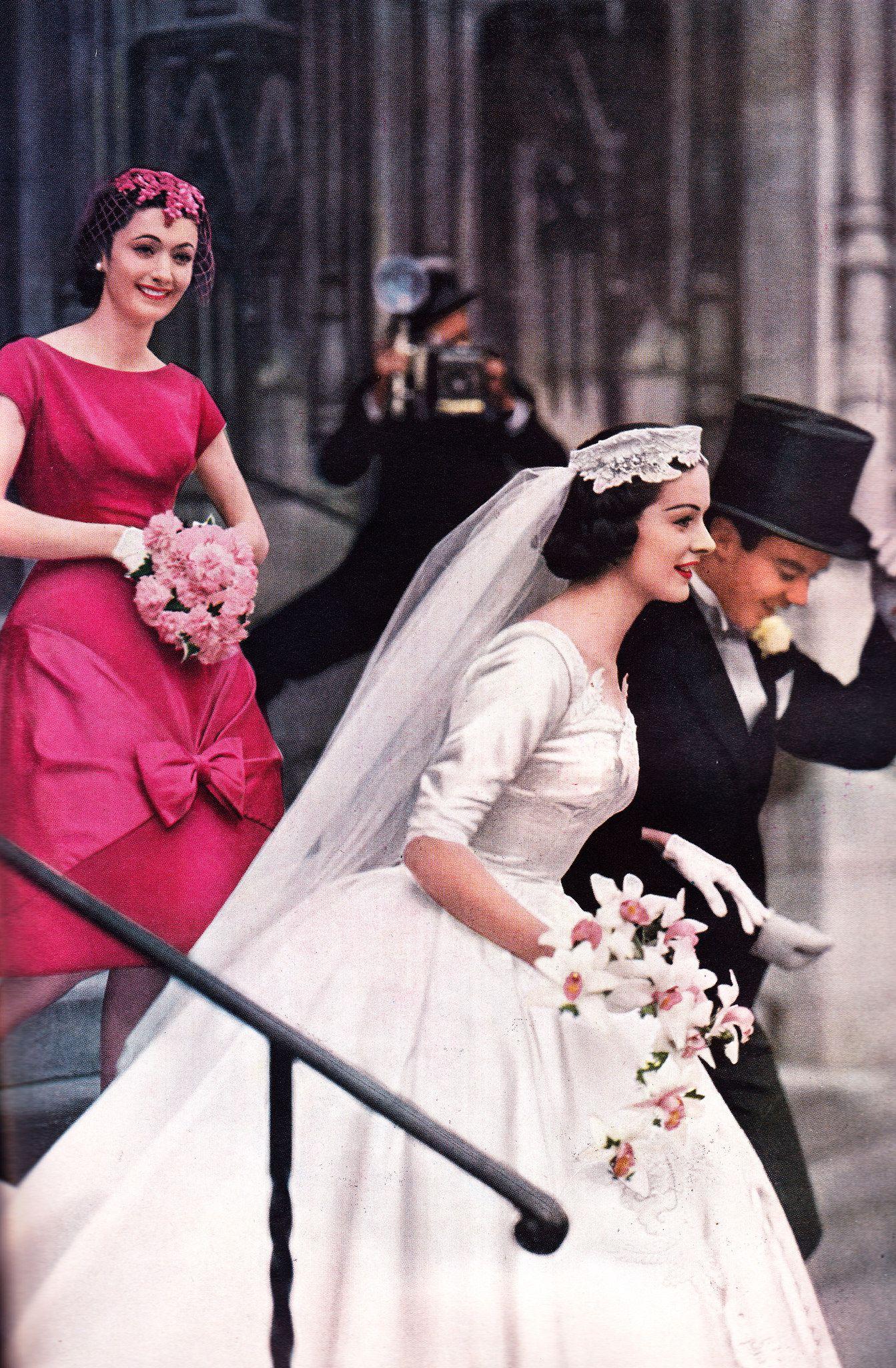 Bride\u0027s Magazine 1958