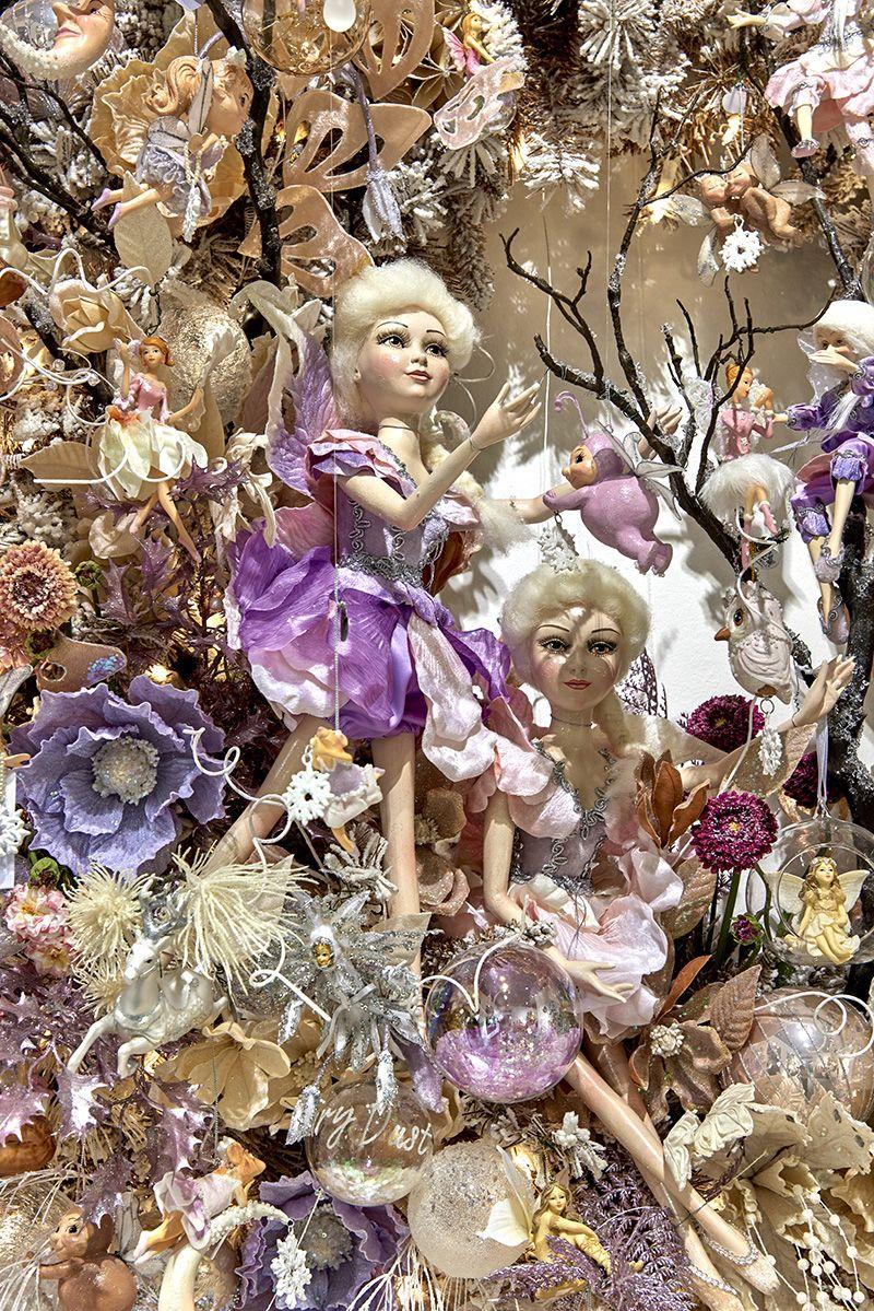 Addobbi Natalizi Goodwill.Fairy Dolls In The Frozen Fairies Theme By Goodwill Con Immagini Decorazioni Di Natale Arredamento Creativo Creativo