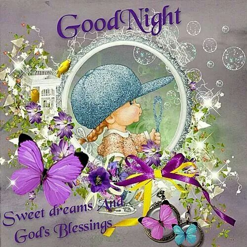 Good Night and Sweet Dreams  My Dear Sister :-D | Good