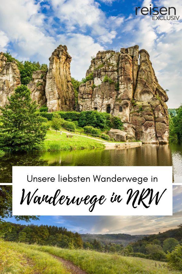 Meine liebsten Wanderwege in NRW - reisen EXCLUSIV