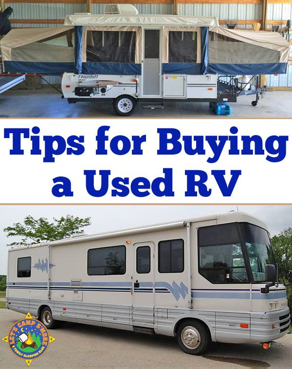 Tips For Buying A Used Trailer Or Rv Buying A Used Trailer Soon