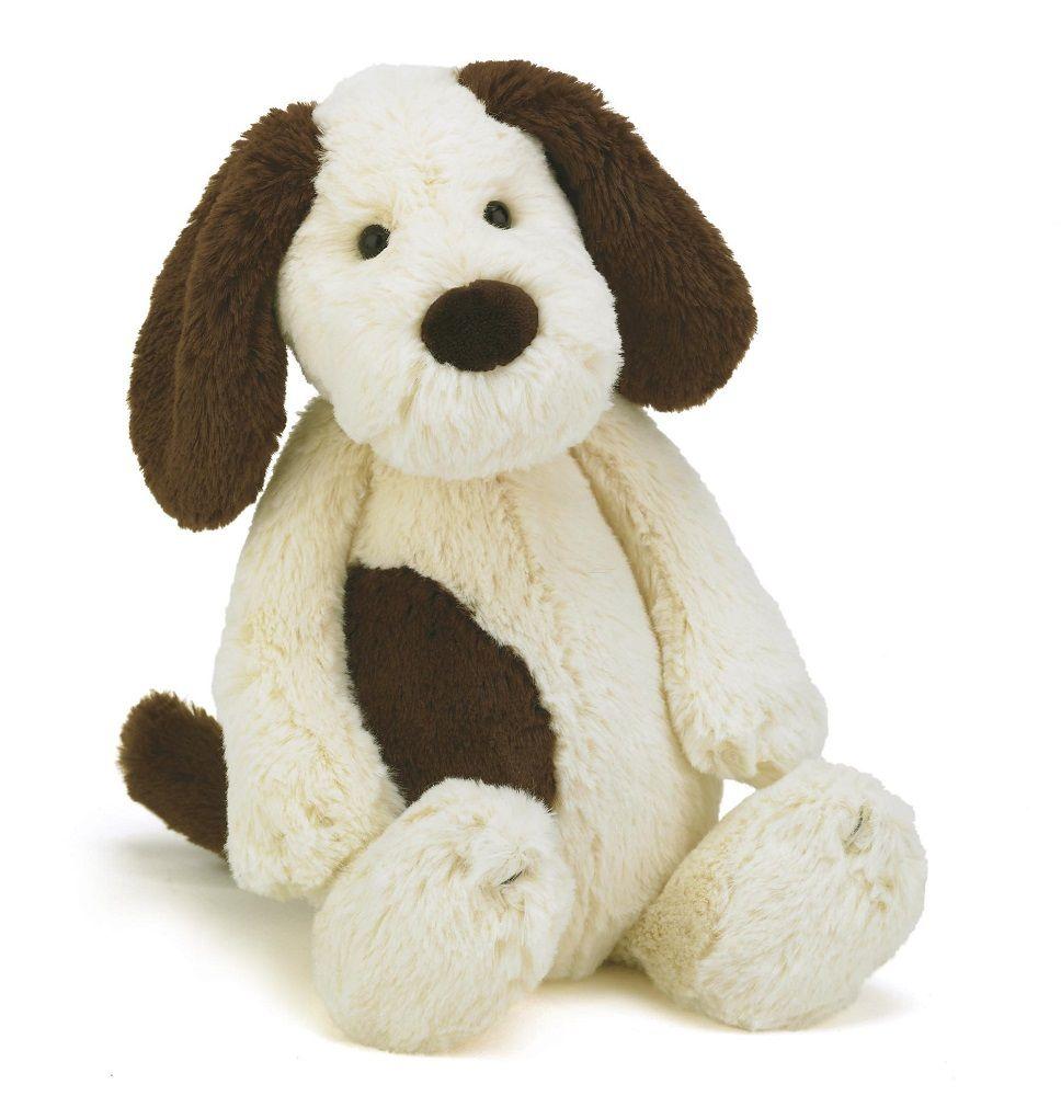 Adorable perro muy suave y con la calidad característica de la marca ...