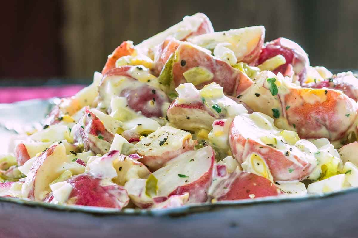 Best Potato Salad Recipe With Sweet Pickles