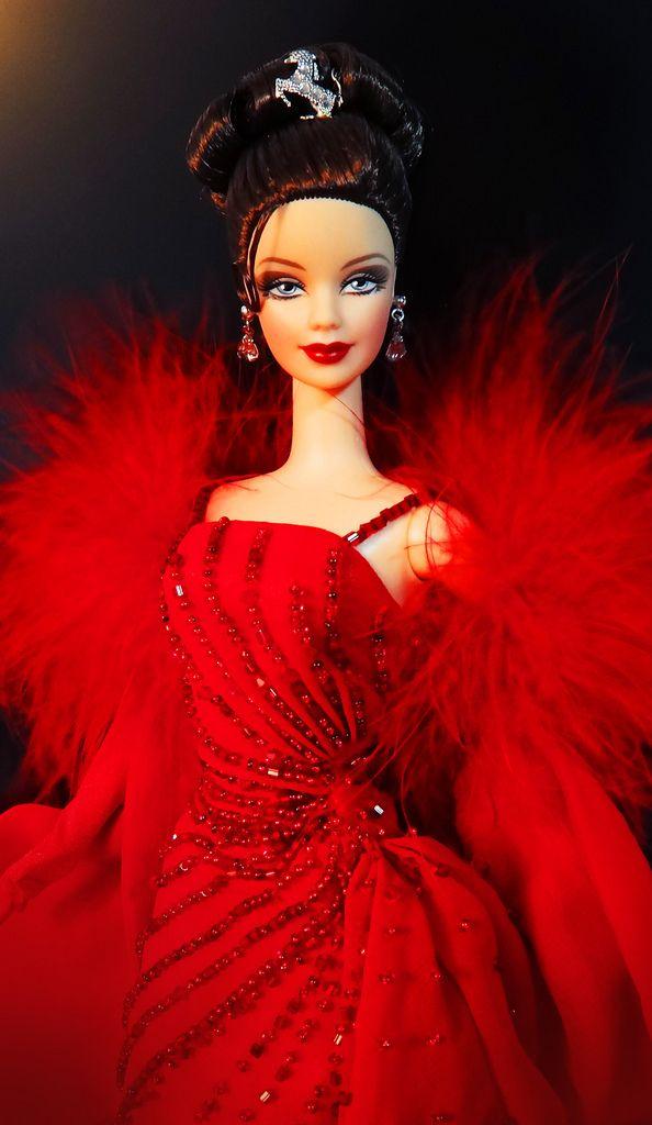 Ferrari Barbie Celebrity Barbie Dolls Barbie Dolls Barbie Dress