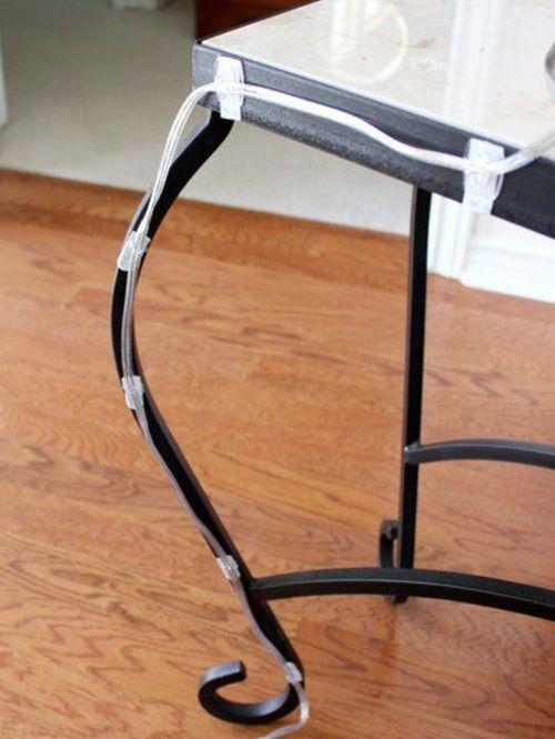 Como esconder cables en tu hogar ¡con mucho estilo!