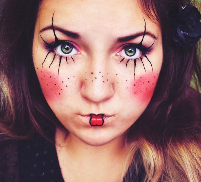 Super Maquillage clown – nez rouge, humour noir | Maquillage clown, Nez  YZ56