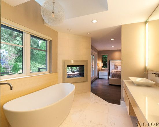 Artistic Creative Style Interior Design Creating Luxurious - Cozy modern bathroom designs