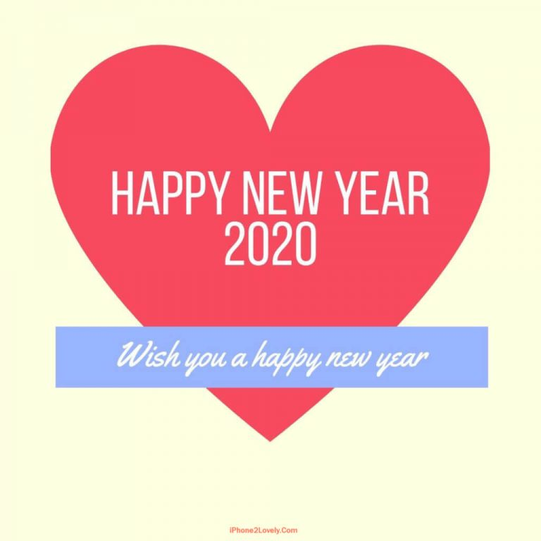 80 Happy New Year Wallpapers 2020 To Wish Iphone2lovely Happy New Year Wallpaper New Year Wishes Images New Year Wishes