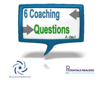 Group Coaching: Ins and Outs: 6 coaching questions