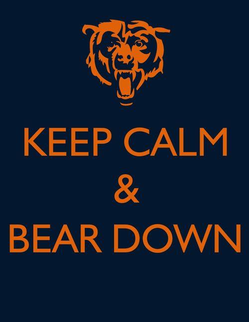 Bear Down Az Chicago Sports Teams Chicago Bears Football Chicago Bears