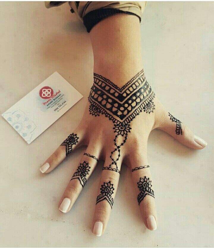 Pin De Anna En Henna
