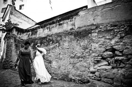 Wedding in Rio de Janeiro, Brazil