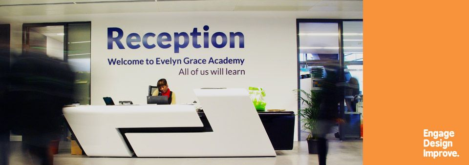 School Creative project with Evelyn Grace Academy