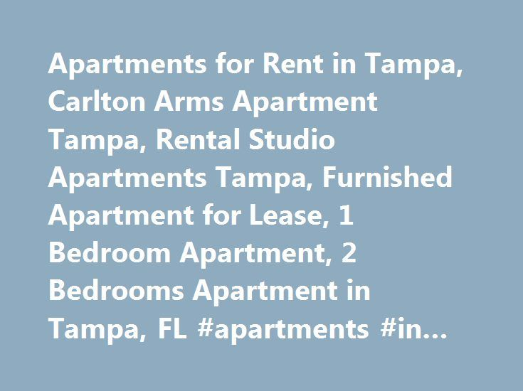 apartments for rent in tampa carlton arms apartment tampa rental