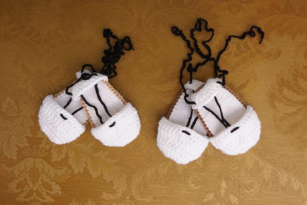 mejor selección 48848 f5655 Alpargatas o esparteñas de crochet. Espardenyes ganchillo ...