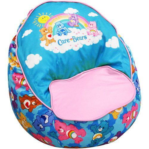 Care Bears Bean Chair Pink Care Bears Bean Bag Chair Care