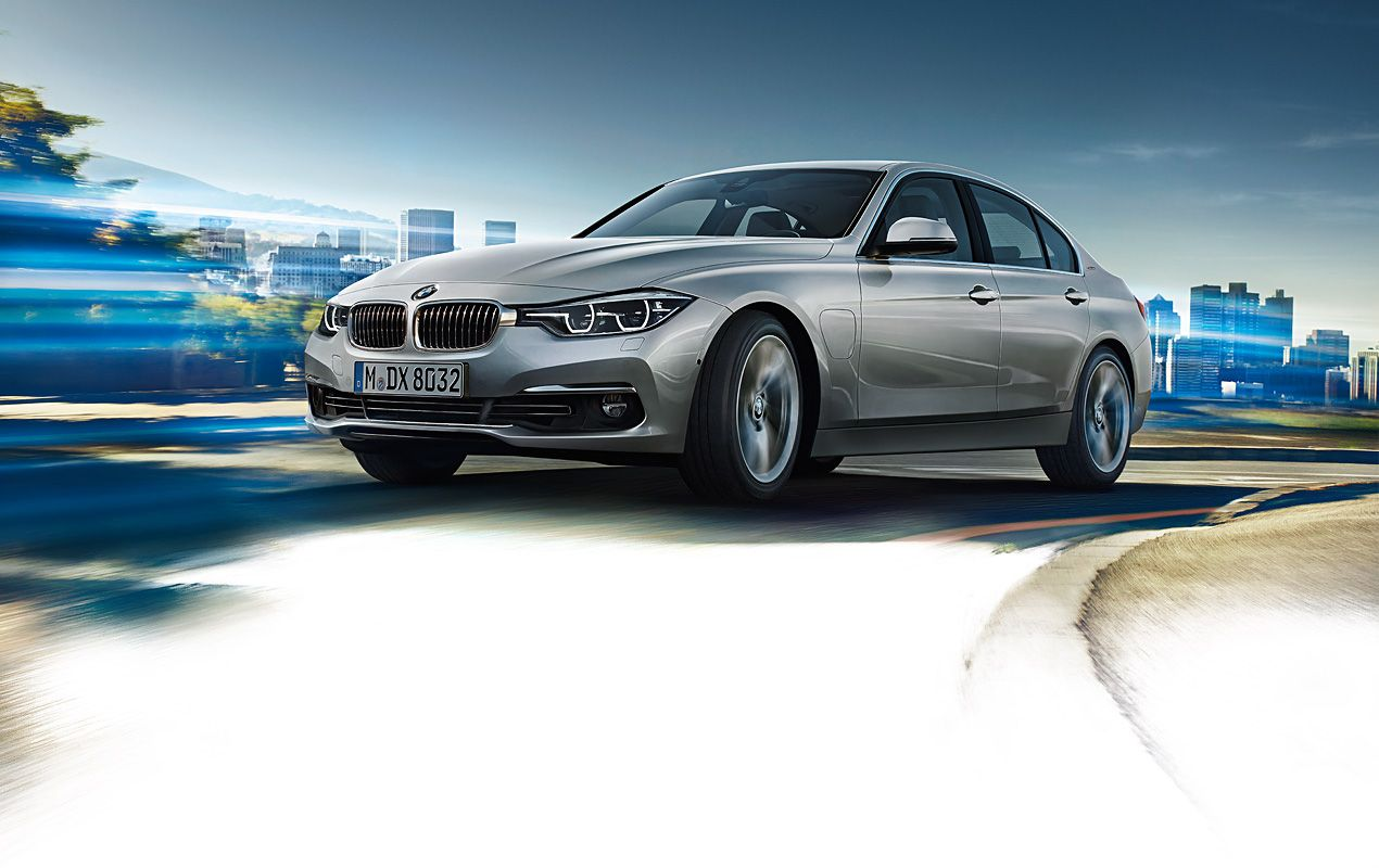 BMW injects the 3 Series line-up with added efficiency thanks to the environmentally-friendly electric –powered model, the BMW 330e.
