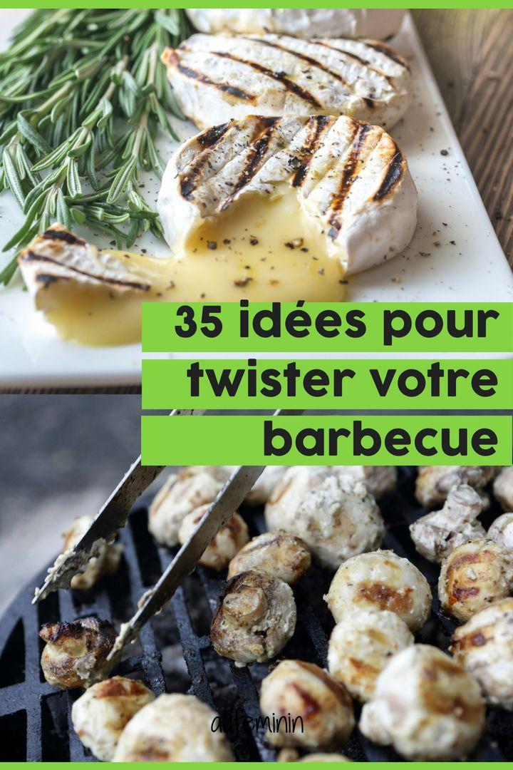 Idee Repas Barbecue.Bbq Des Idees Pour Tout Un Repas Recettes Faciles En