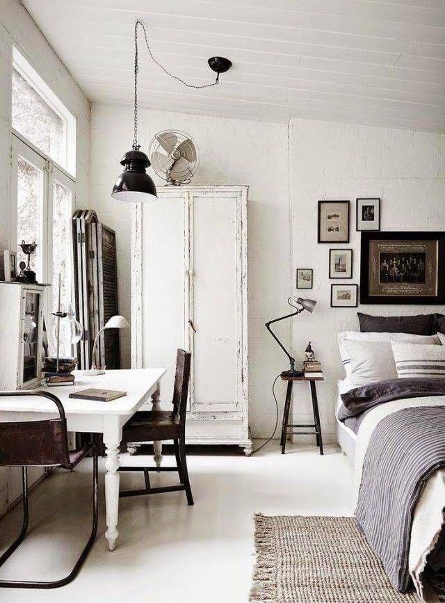 suspension industrielle hk living vu sur pinterest. Black Bedroom Furniture Sets. Home Design Ideas