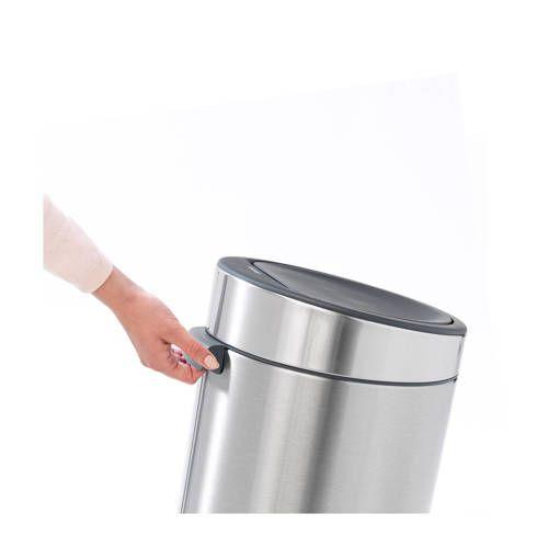 Brabantia Prullenbak 30 Liter.Brabantia Touch Bin 30 Liter Prullenbak In 2019 Grote