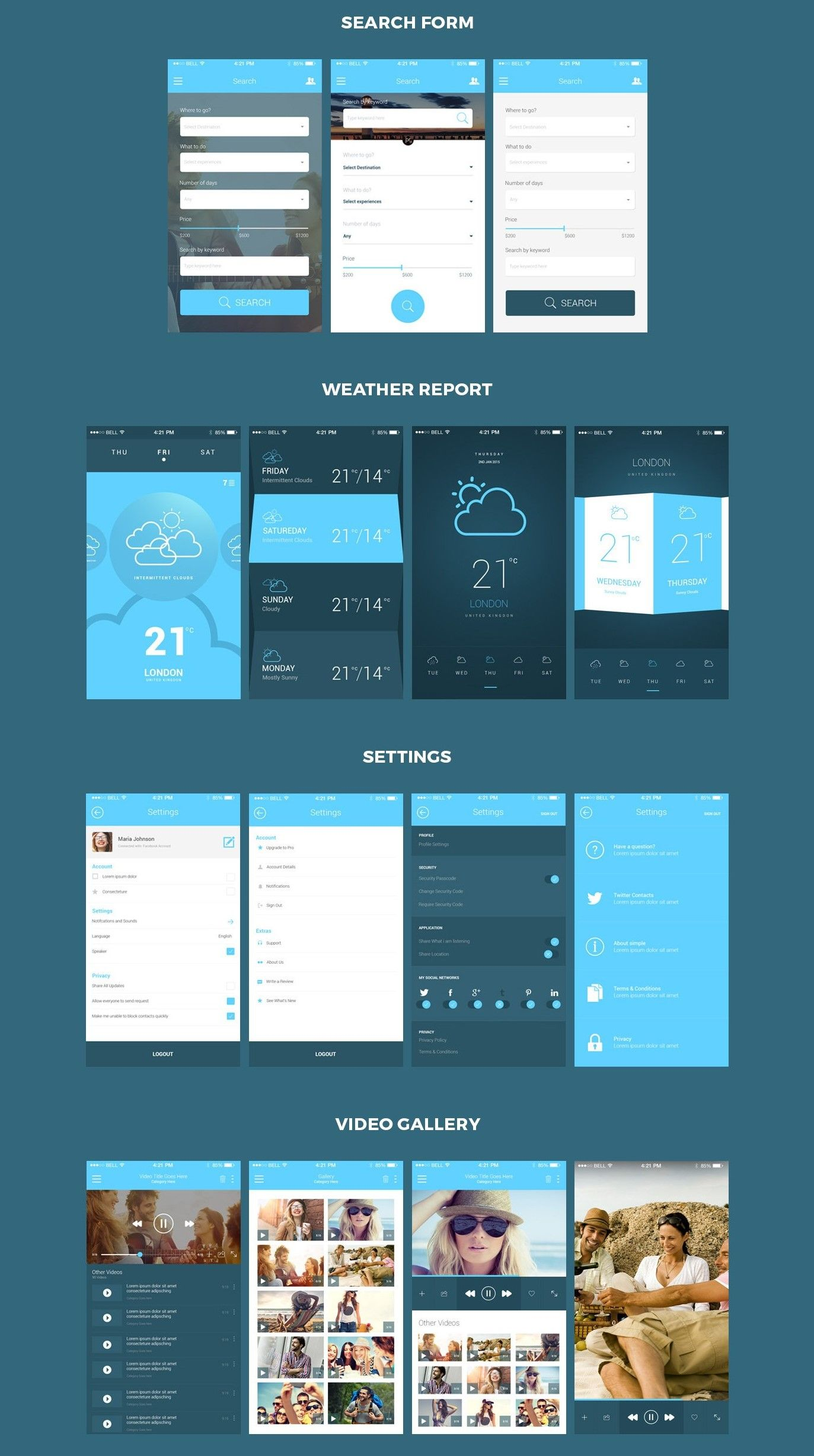Pin On Mobile App Ui Design