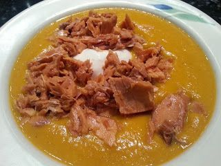 Sue S Kitchen Digest Roasted Butternut Squash Soup With Smoked