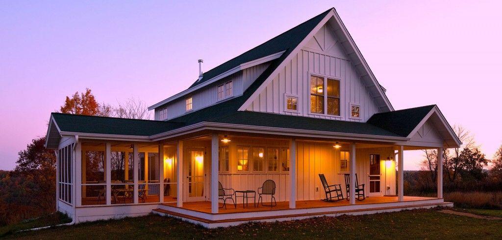 15 Dreamy Farmhouse Porches