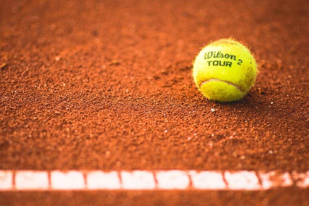 Wilson Tour Clay Court Tennis Ball | Tennis, Clay, Sports