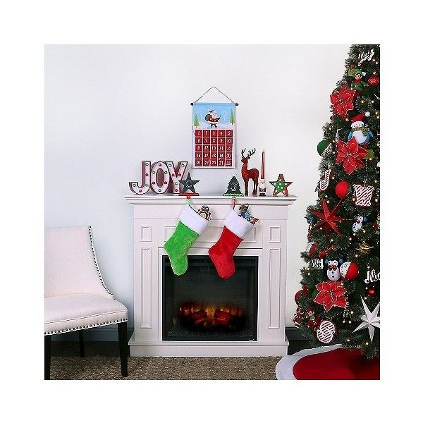 Storybook Christmas Décor Collection ($21) ❤ liked on Polyvore - christmas home decor