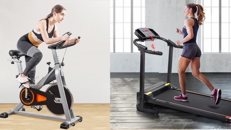 Exercise Bikes Vs Treadmills 2020 Treadmill Recumbent Bike
