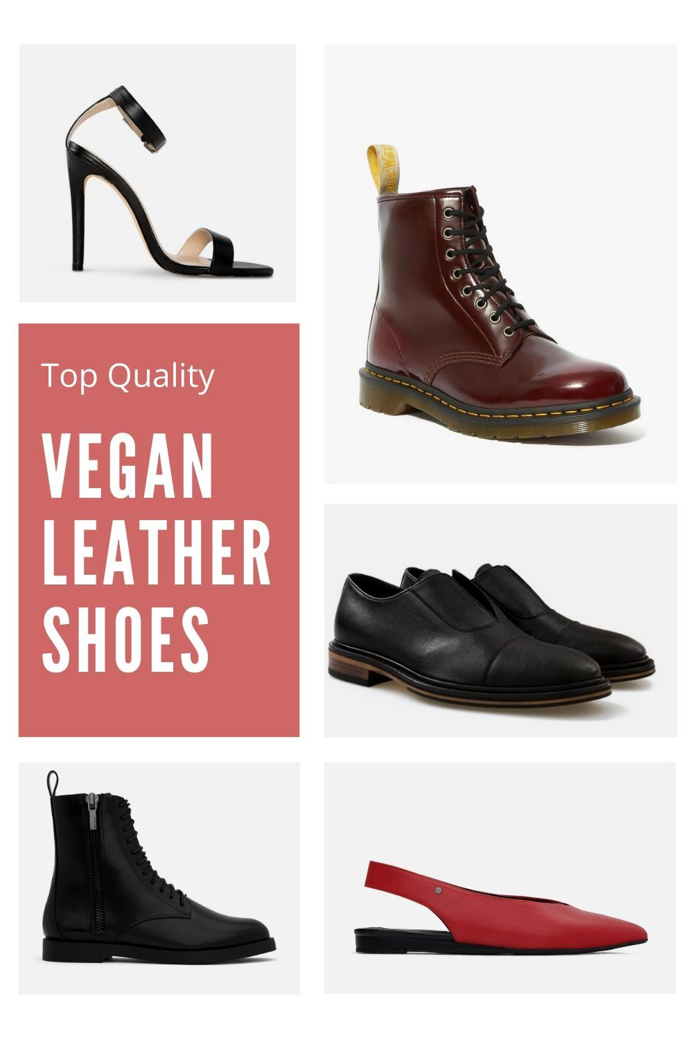Best Quality Vegan Leather Shoes That Break In Beautifully Vegan Leather Shoes Leather Shoes Vegan Leather