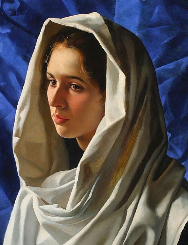 artist arsen kurbanov b 1969 oil on canvas