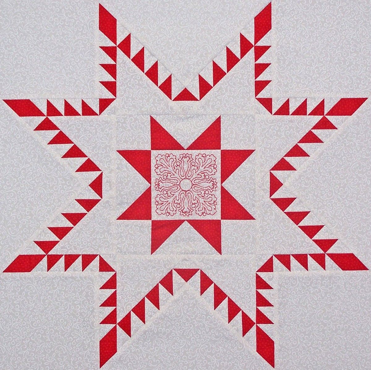 Aurora Feathered Star Quilt Block Tutorial Quilting