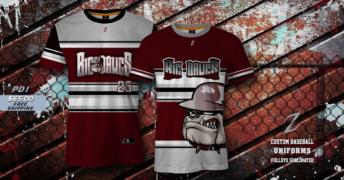 Design your teams newest inspired jersey the zurdox