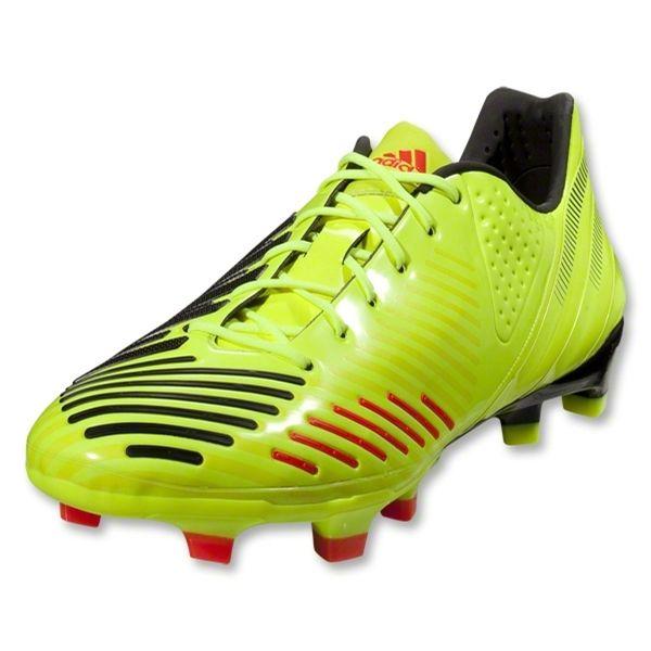 adidas Predator LZ TRX FG SL Soccer Shoes [V21213]  Electricity/Black/Infrared