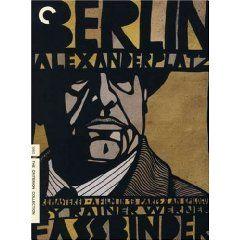 Berlin Alexanderplatz Rainer Werner Fassbinder Berlin Poster Poster Art