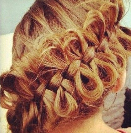 cute girls hair styles com 20 fantastic knotted hairstyles looks for 4785 | 6abf68d3f04c6c1dcb016cb5d9a4351b