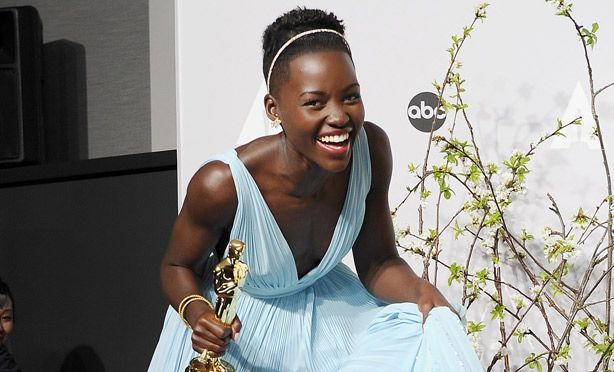 Lupita Nyong'o Won the Oscar. So Now What? - Esquire