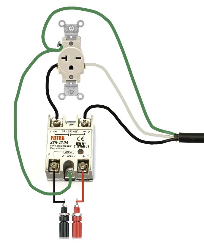 wiring an ssr wiring diagram  fotek ssr 40 wiring diagram #13