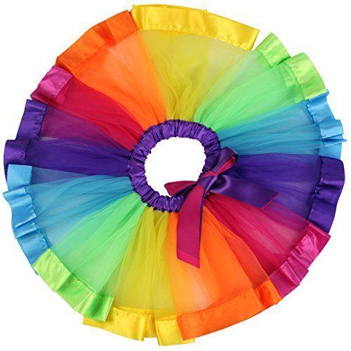Jastore® Girls Layered Rainbow Tutu Skirt Dance Dress Ruffle Tiered Clubwear, http://www.amazon.com/dp/B018B80IDG/ref=cm_sw_r_pi_awdm_x_JRQ.xbC40YA4Z